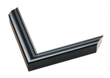 black picture frame sample8