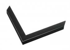 black picture frame sample25