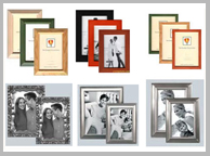 reday made picture frames