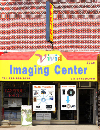 Vivid Photo and Picture Framing Superstore Front
